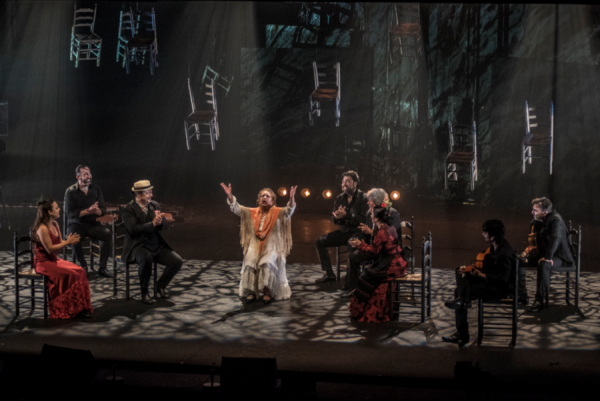 Review: Gala Flamenca La Chana at Sadler's Wells