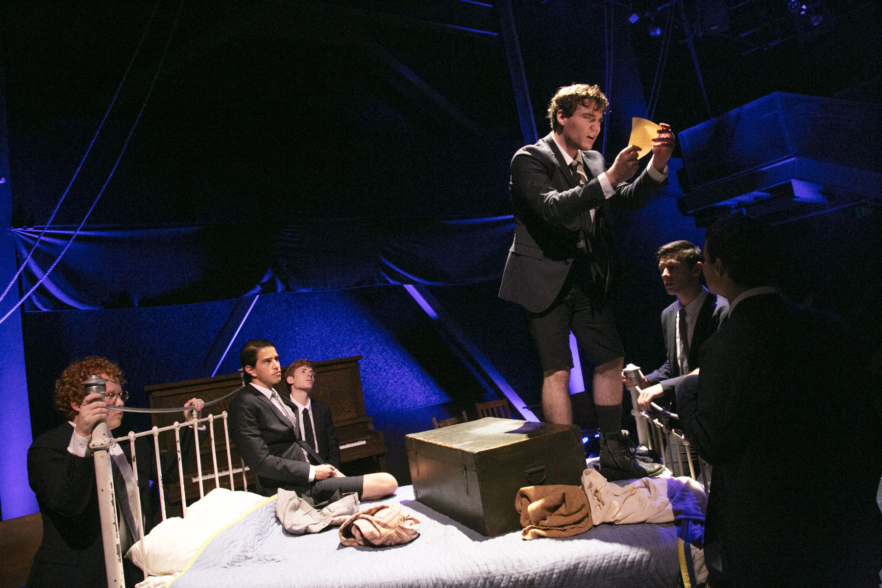 Deaf West perform Spring Awakening