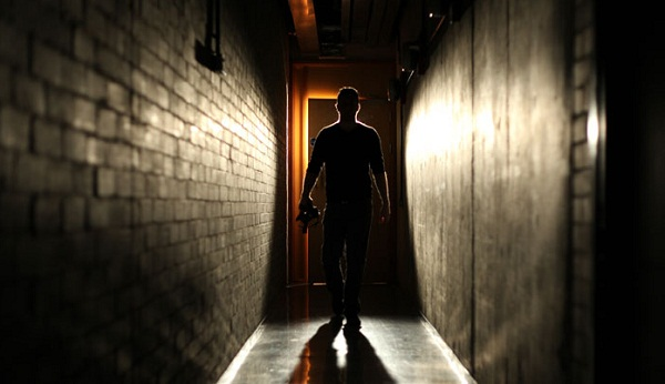 Secret corridors: You: The Player. Photo: Transform 12, West Yorkshire Playhouse