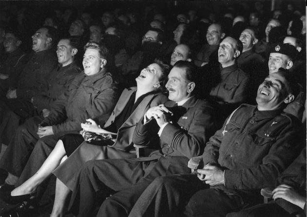 Image result for audience laughing