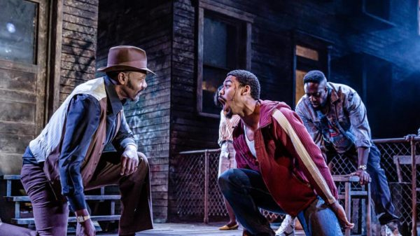 Review: King Hedley II at Theatre Royal Stratford East