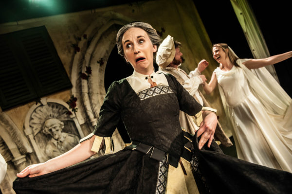 Review: Shit-faced Shakespeare at Leicester Square Theatre