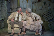 Review: Ma, Pa and the Little Mouths at the Traverse Theatre, Edinburgh