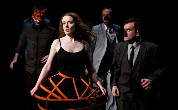 The Faction's 2012 production of Mary Stuart.