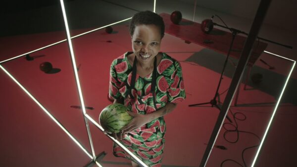 Review: as british as a watermelon at Newcastle Fringe (online)