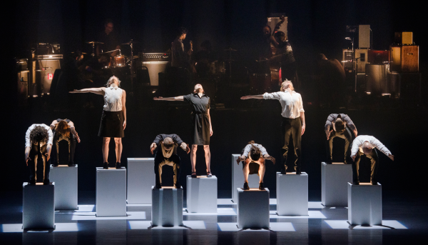 Review: monumental at the Edinburgh Playhouse
