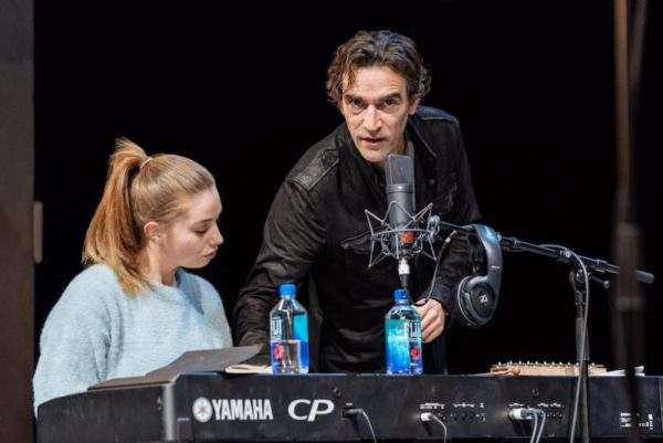 Review: Mood Music at the Old Vic