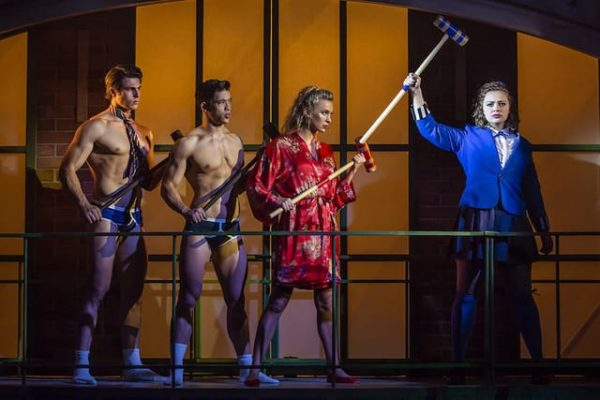 Review: Heathers the Musical London Theatre Royal Haymarket