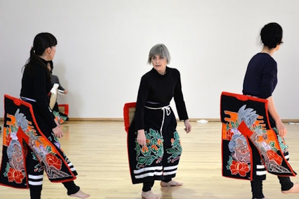 Review: Odori-Dawns-Dance at Nottdance 2017