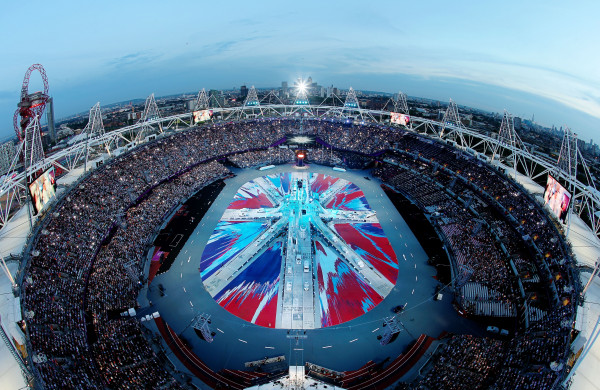 2012 Olympic Games - Closing Ceremony. Photo: Getty Images