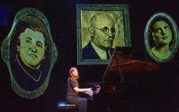 Review: The Pianist of Willesden Lane at St. James Theatre