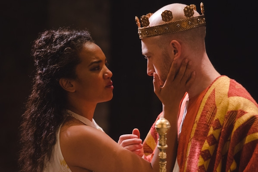 Dido, Queen of Carthage at the Swan Theatre, Stratford-upon-Avon.
