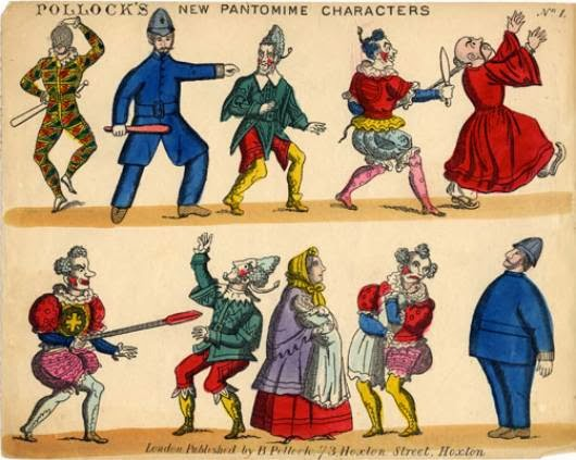 Pantomime: A Whistlestop History, Through The Eyes of Its Detractors
