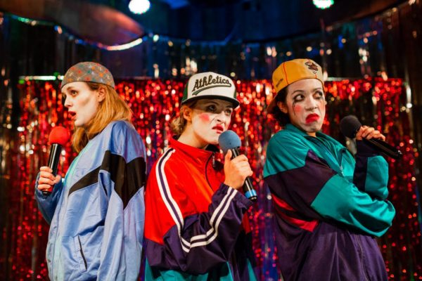 Review: Polly at the Wardrobe Theatre, Bristol
