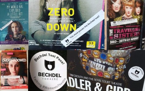 Bechdel Theatre: Fighting Inequality With Data