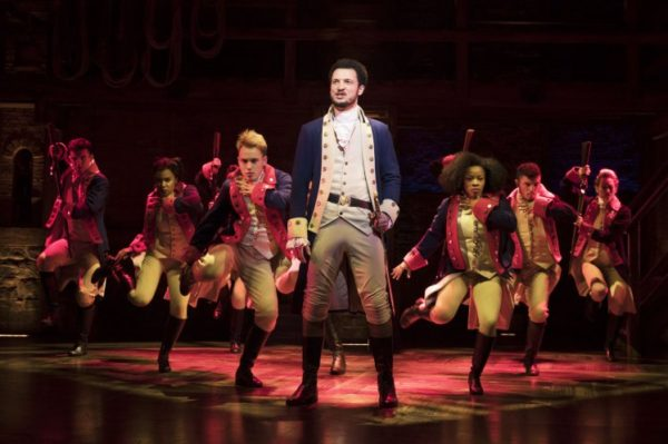 Review: Hamilton at Victoria Palace Theatre