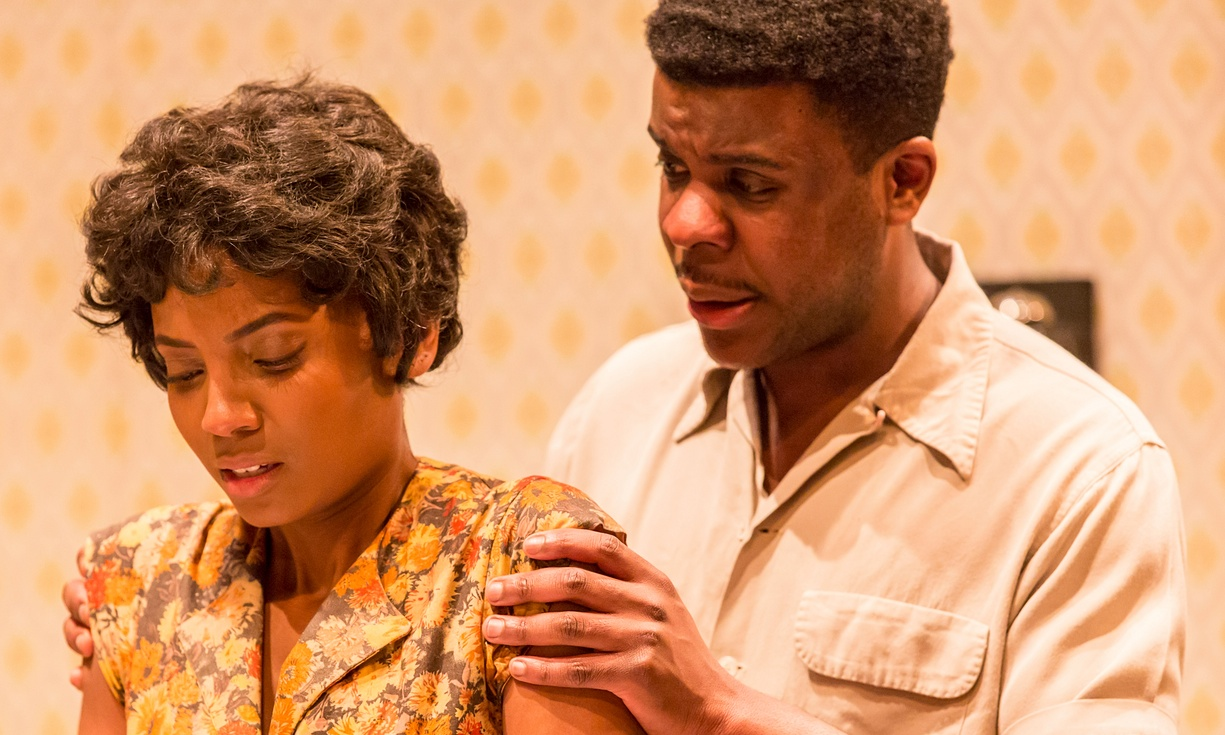 a raisin in the sun and Denzel washington's popularity makes the revival of a raisin in the sun a hot ticket, but there's a better reason: he and the show are flat-out excellent.