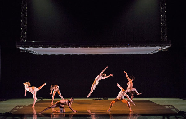 Review: Contemporaries by Rambert at Sadler's Wells