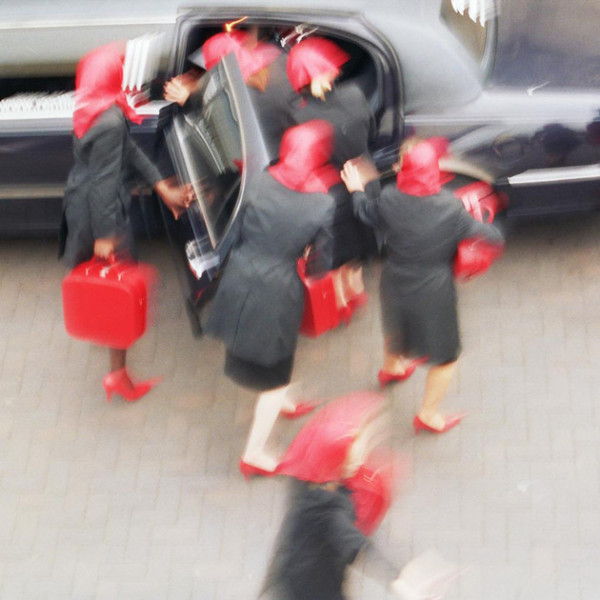 Red Ladies