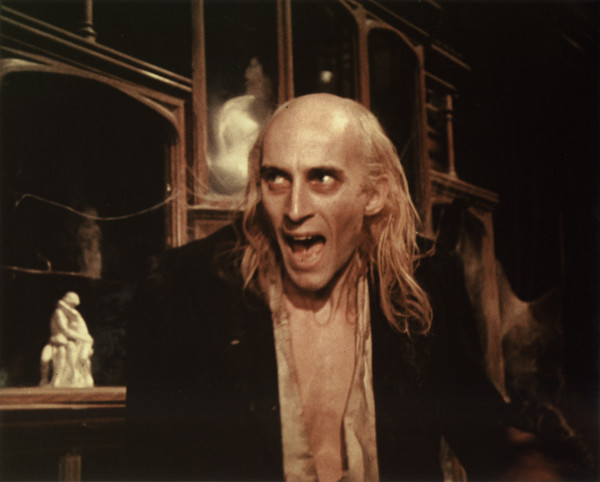 Richard O'Brien as Riff Raff in The Rocky Horror Picture Show.