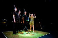 Review: The Future at Battersea Arts Centre