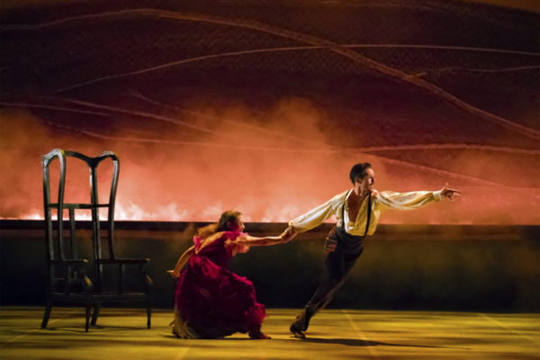 Review: Jane Eyre at The Lowry, Manchester