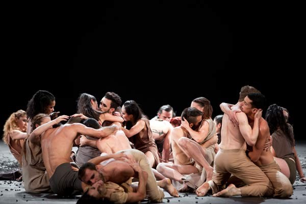 Sasha Waltz's response to The Rite of Spring