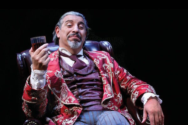 The Screwtape Letters at Park Theatre.