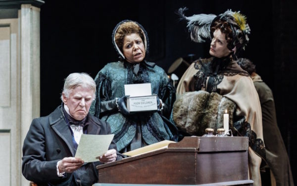 Review: A Christmas Carol at the Royal Shakespeare Theatre