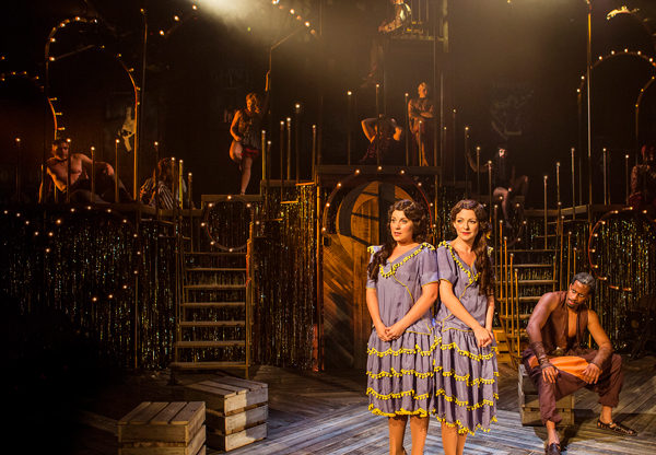 Review: Side Show at Southwark Playhouse