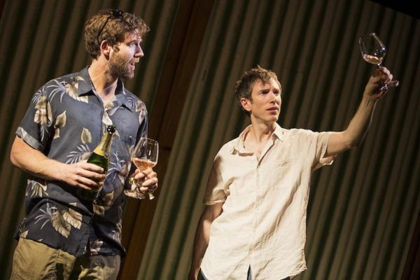 Review: Sideways at St James Theatre