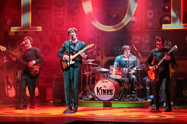 Review: Sunny Afternoon at the Grand Opera House, York