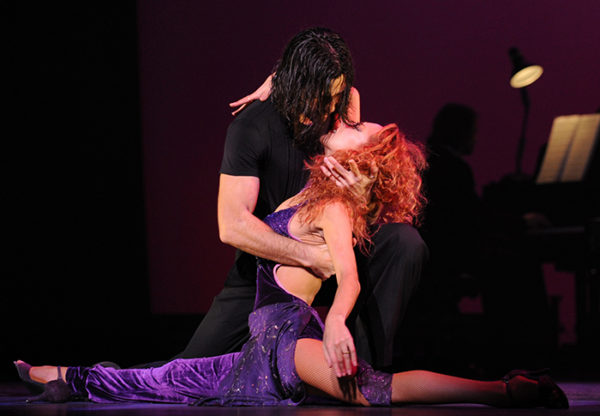 Review: Tango Fire at the Peacock Theatre