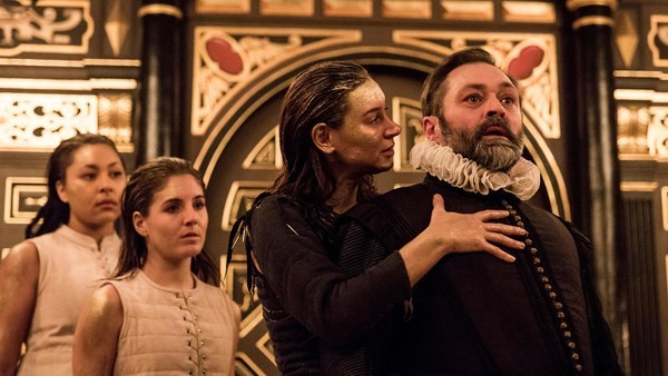 Review: The Tempest at Sam Wanamaker Playhouse