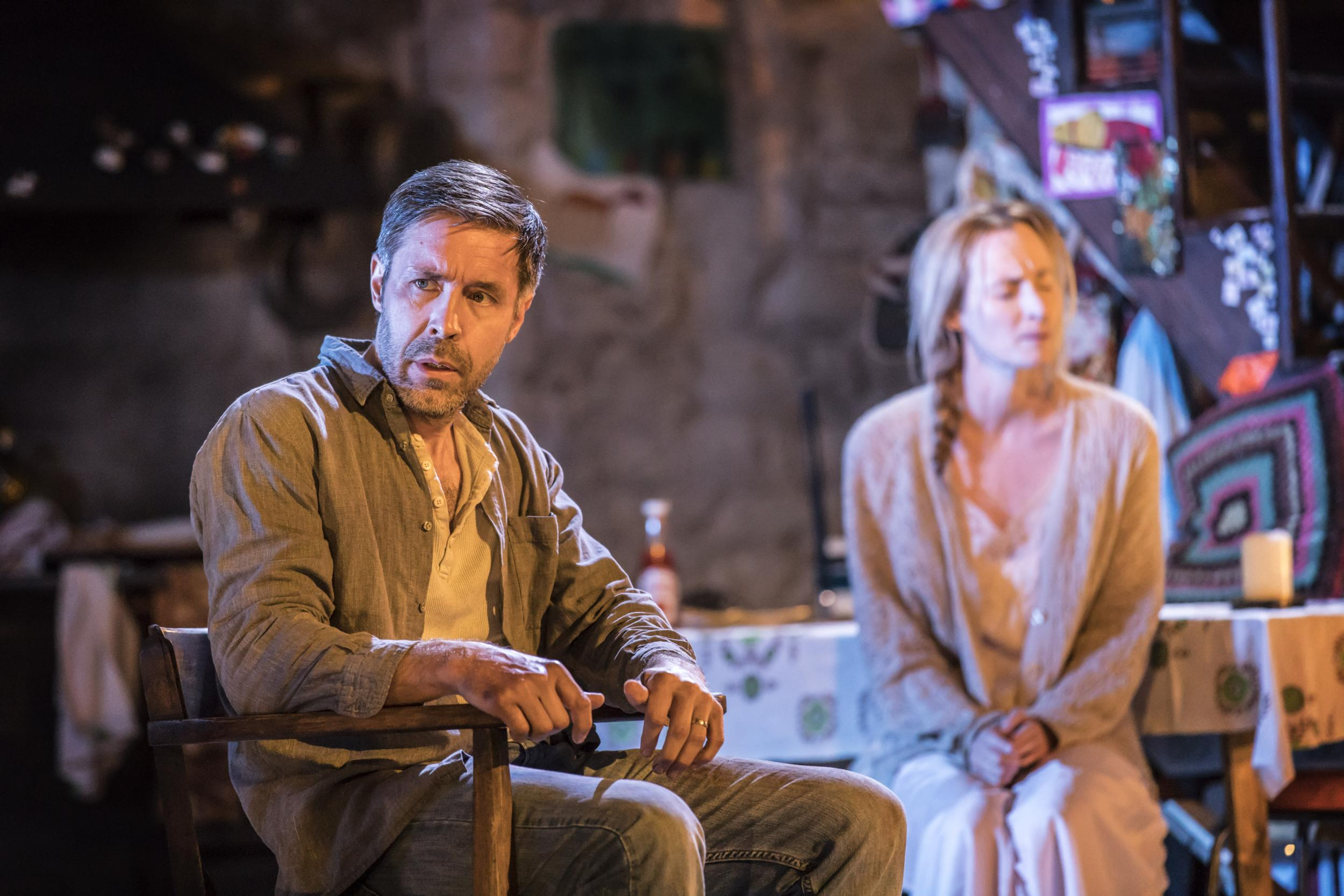 'The Ferryman' at Royal Court Theatre