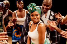 Review: The Secret Lives of Baba Segi's Wives at the Arcola Theatre