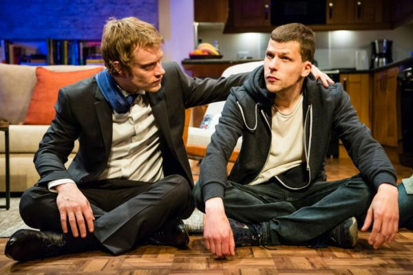 Review: The Spoils at Trafalgar Studios