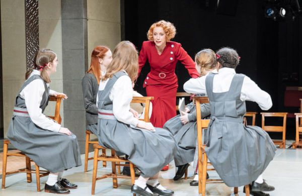 Review: The Prime of Miss Jean Brodie at Donmar Theatre