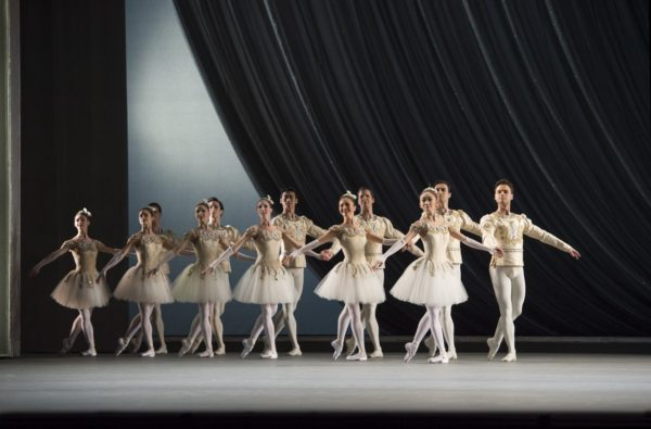 Jewels, Royal Opera House. Photo: Bill Cooper.