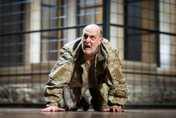 Review: Titus Andronicus at the Barbican