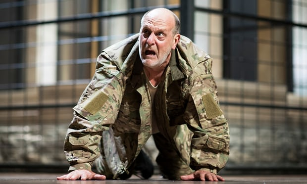 Titus Andronicus at the Royal Shakespeare Theatre.