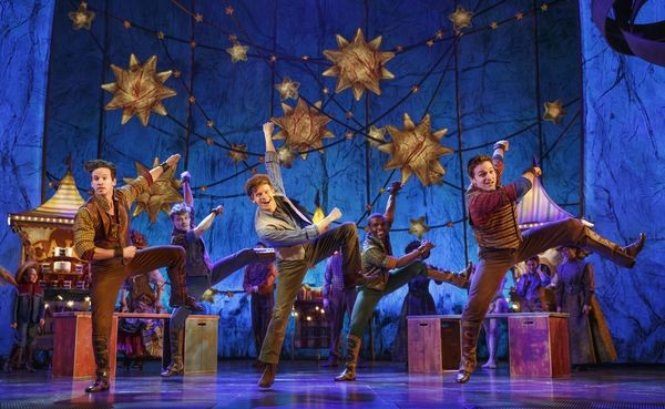 Review: Tuck Everlasting at Broadhurst Theatre