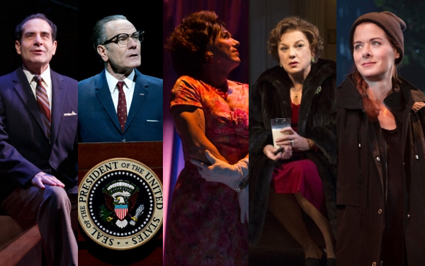 Tony Awards 2014: Playing the Field