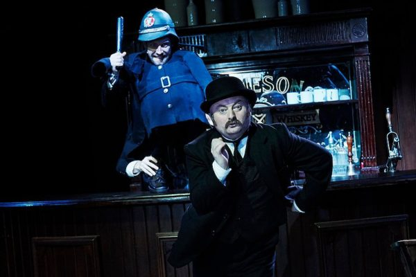 Review: Ulysses at the Abbey Theatre, Dublin