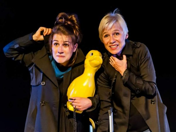 Edinburgh fringe review: Unconditional by ThisEgg