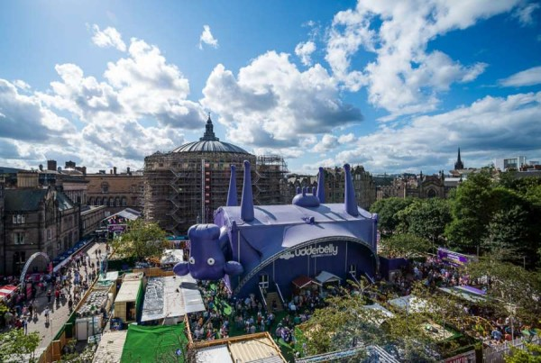 Exeunt's Great Big Edinburgh Fringe Venue Guide