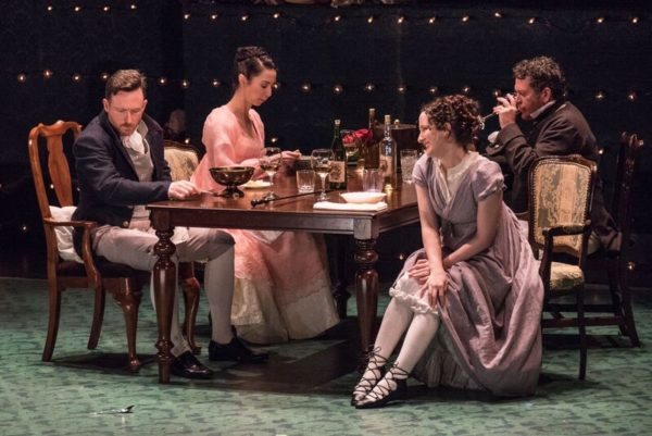 Review: Vanity Fair at The Pearl Theatre