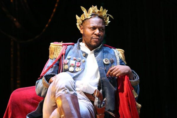 Review: The Emperor Jones at Irish Repertory Theatre