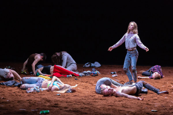 Review: Crowd at Dance International Glasgow
