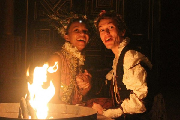 Review: The Winter's Tale at Sam Wanamaker Playhouse